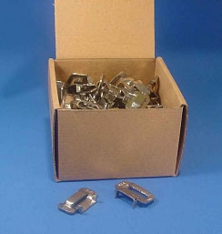 Stainless Steel Buckles - 3/4""